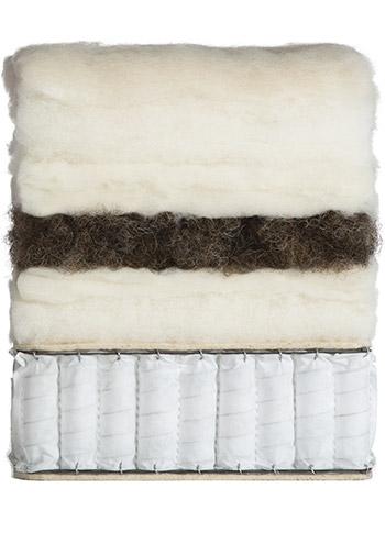 interno materasso 1929 i lato invernale