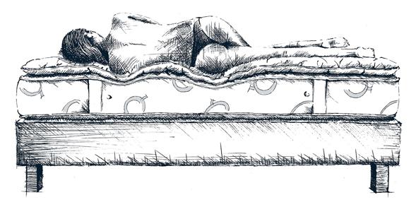 sistema letto ideale