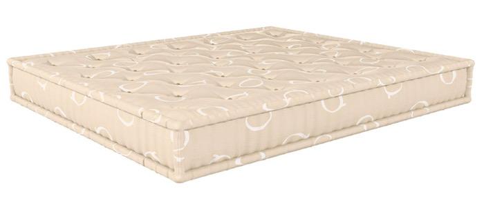 materasso tradizionale LANARO CT bianco