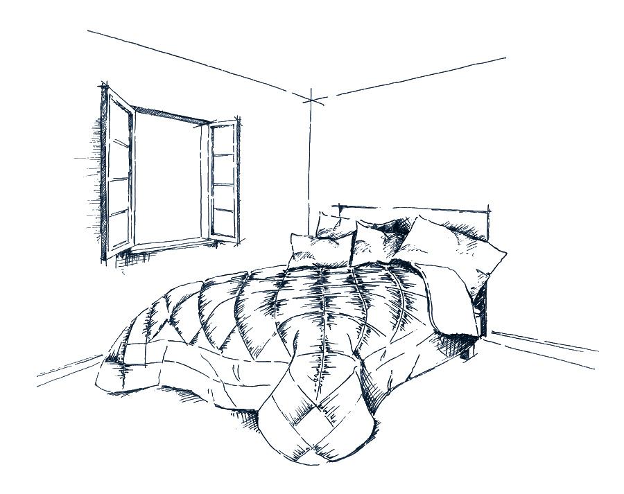 Consigli per un corretto utilizzo e manutenzione della trapunta e del piumino d'oca